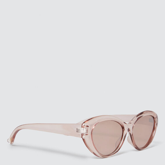 Krista Cat Eye Sunglasses  BLUSH  hi-res