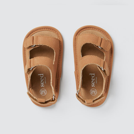 Baby Simple Sandal  TAN  hi-res