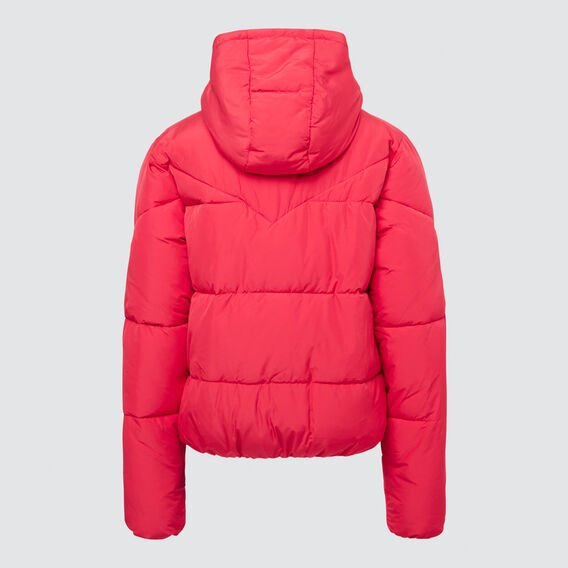 Puffa Jacket  CHERI RED  hi-res