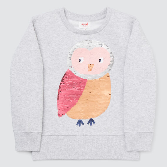 Owl Windcheater  CLOUD  hi-res