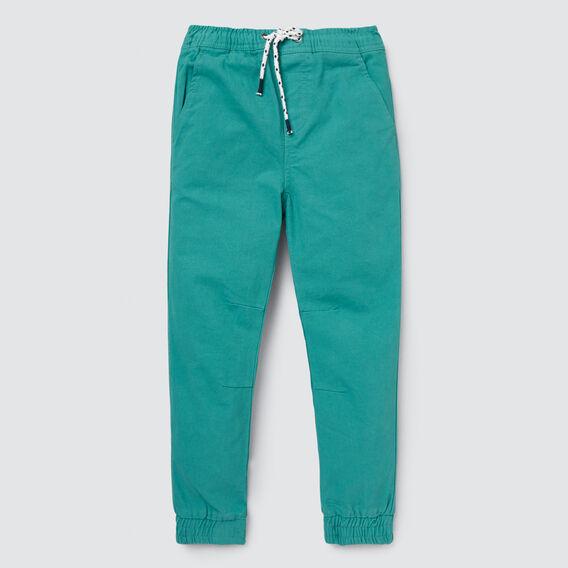 Easy Pull On Pant  TEAL  hi-res