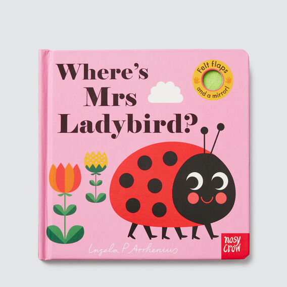 Where's the Ladybug Book  MULTI  hi-res