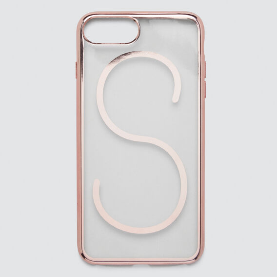 Initial Phone Case 6/7/8  S  hi-res
