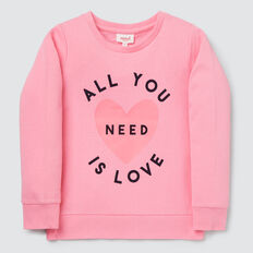 Love Windcheater  PINK BLUSH  hi-res
