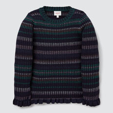 Lurex Rib Sweater  MULTI  hi-res