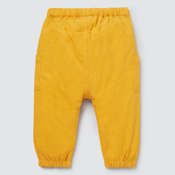 Cord Pocket Pants  LION YELLOW  hi-res