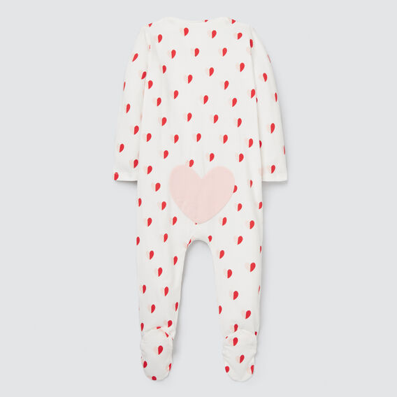 Love Hearts Zipsuits- Available in 00000  CANVAS  hi-res