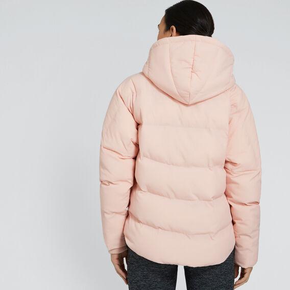 Dipped Jacket  PLUSH PINK  hi-res