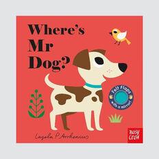 Where's My Dog Book  MULTI  hi-res
