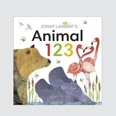 Animal 123 Book  MULTI  hi-res