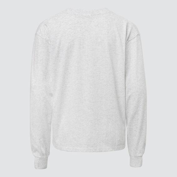 Basic Long Sleeve Tee  QUARTZ MARLE  hi-res