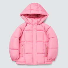 Puffa Jacket  PINK BLUSH  hi-res