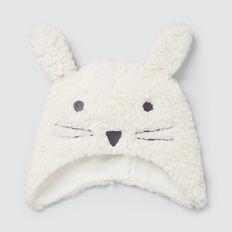 Sherpa Bunny Hat  CANVAS  hi-res
