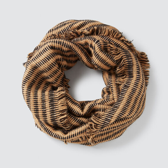 Knit Snood  GOLDEN TAN  hi-res