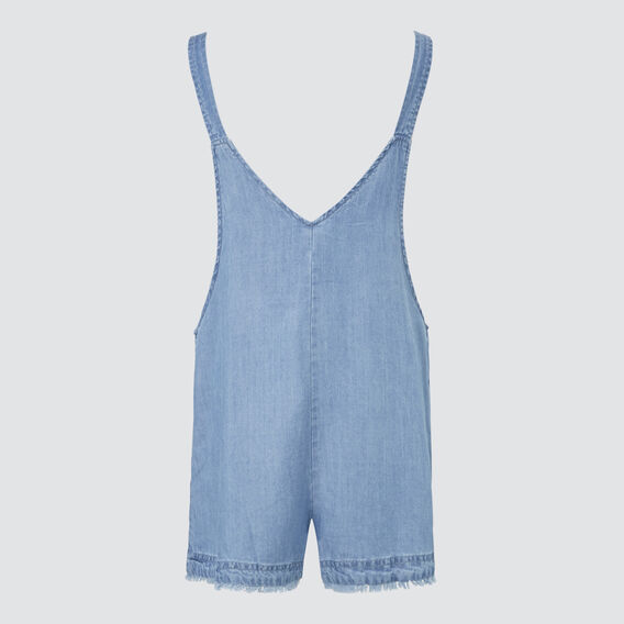 Playsuit  SKY CHAMBRAY  hi-res