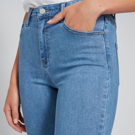 High Waist Skinny Jean  CLASSIC DENIM  hi-res