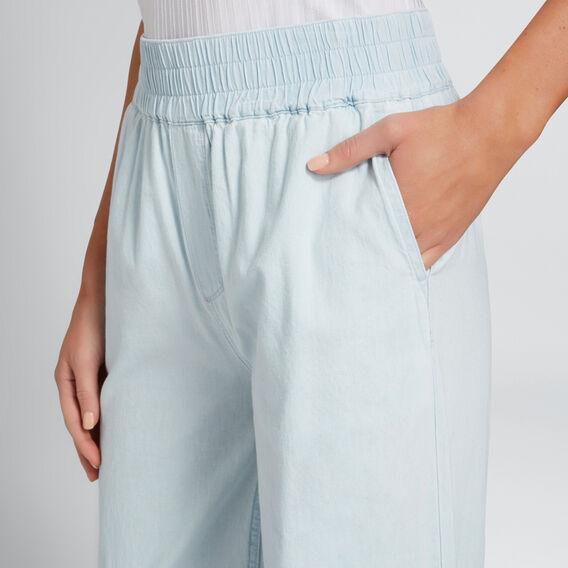 Chambray Pant  ICE BLUE WASH  hi-res
