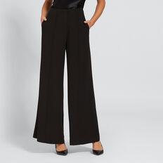 Wide Leg Pant  BLACK  hi-res