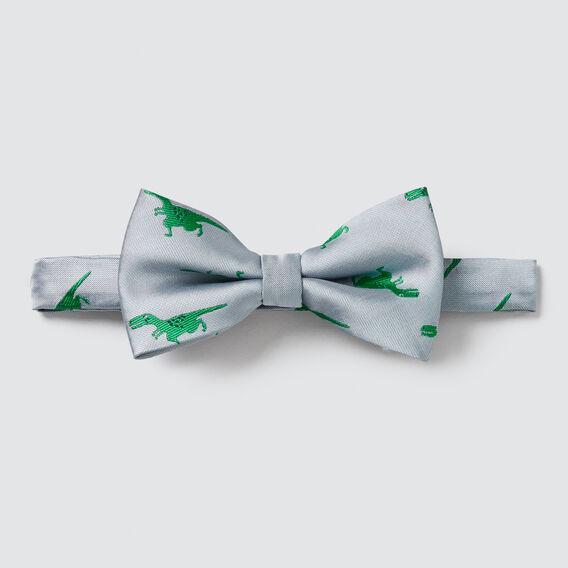 Dino Bow Tie  BLUE/GREY  hi-res