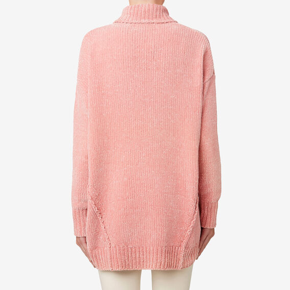 Lofty Roll Neck Sweater  SOFT BLUSH  hi-res