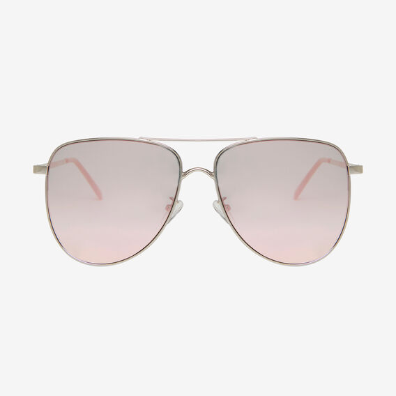 Kendra Fashion Aviator  SILVER  hi-res