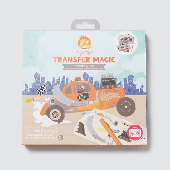 Transfer Magic Create A Car  MULTI  hi-res
