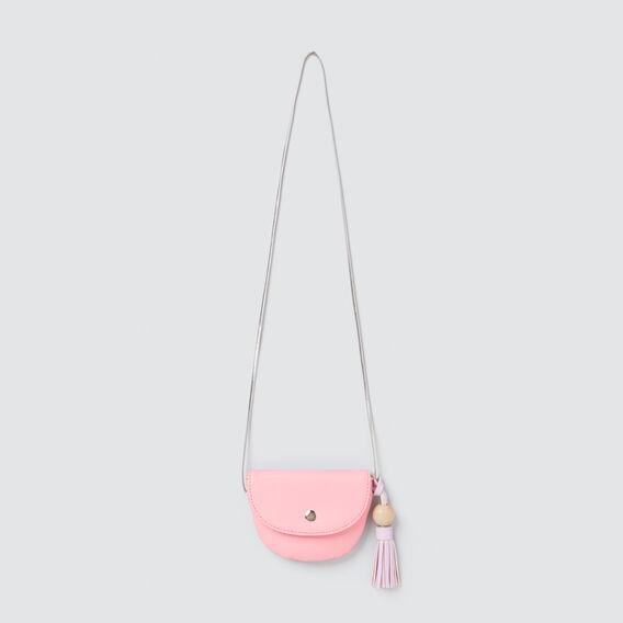 Mini Tassel Pouch  PINK FIZZ  hi-res