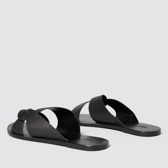 Lola Twist Slide  BLACK  hi-res