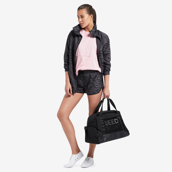 Gym Carry All Bag  BLACK  hi-res