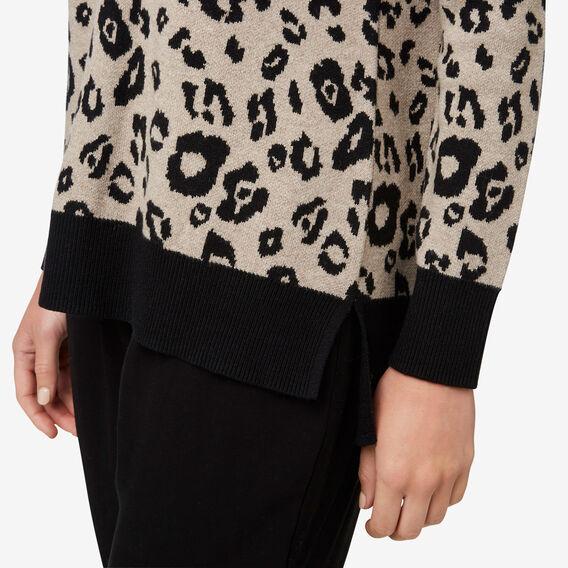 Ocelot Sweater  OCELOT  hi-res