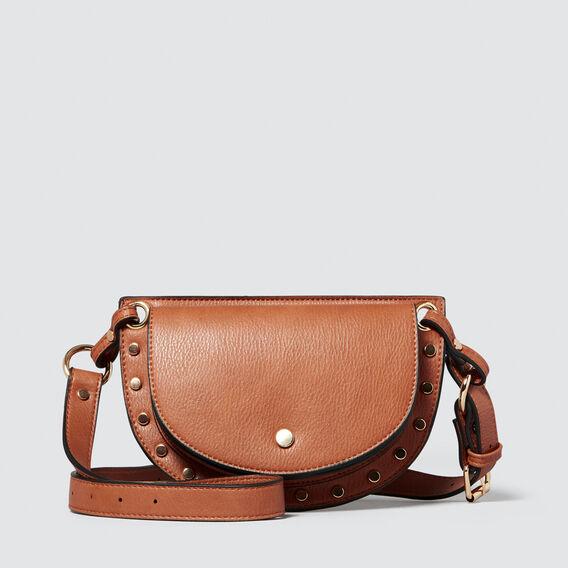 Half Moon Belt Bag  TAN  hi-res