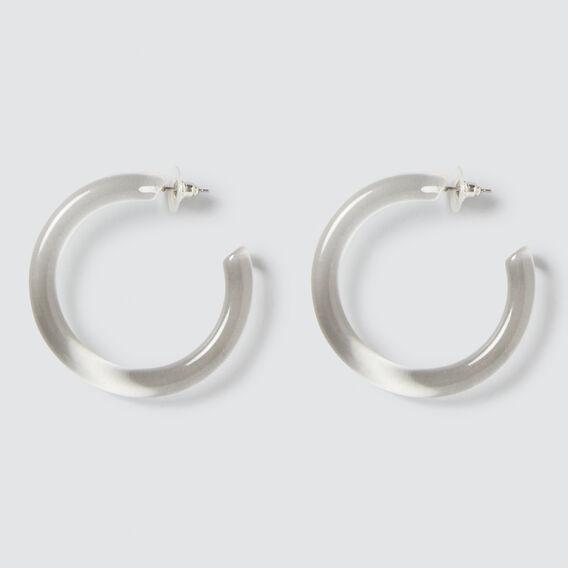 Clear Earrings  CLEAR  hi-res
