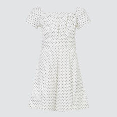 Jacquard Spot Dress  MIDNIGHT SPOT  hi-res