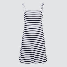 Rib Dress  MIDNIGHT STRIPE  hi-res