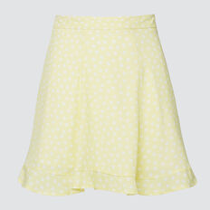 Floral Skirt  LIMONATA  hi-res
