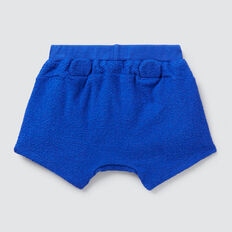Harem Pocket Novelty Short  COBALT  hi-res
