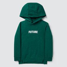 Future Slogan Hoodie  IVY  hi-res