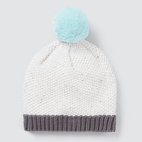 Honeycomb Beanie  ICY MARLE  hi-res