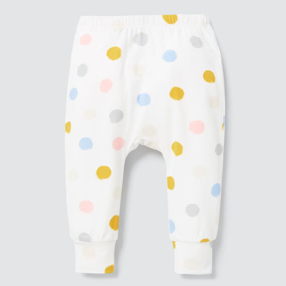 Spot Legging  CANVAS  hi-res