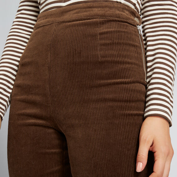 Corduroy Pant  BURNT TOFFEE  hi-res