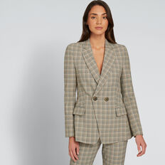 Tailored Blazer  MINI HOUNDSTOOTH  hi-res
