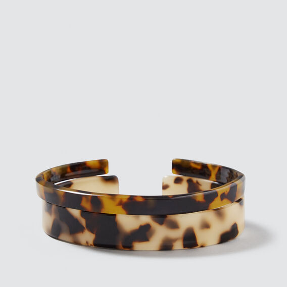 Mixed Tort Cuff Set  MULTI  hi-res