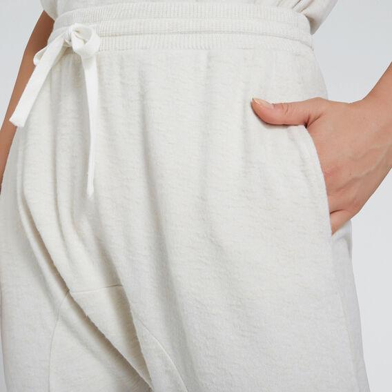 Tie Trackpant  OAT MARLE  hi-res