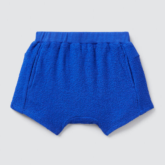 Harem Pocket Novelty Short  COBALT  hi-res