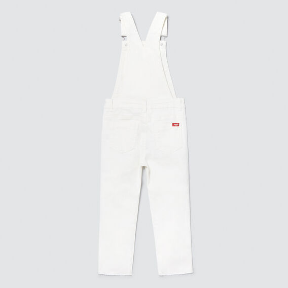 Denim Overall  WHITE  hi-res