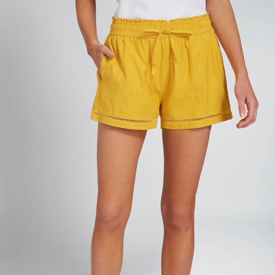 Ladder Trim Short  AMBER YELLOW  hi-res