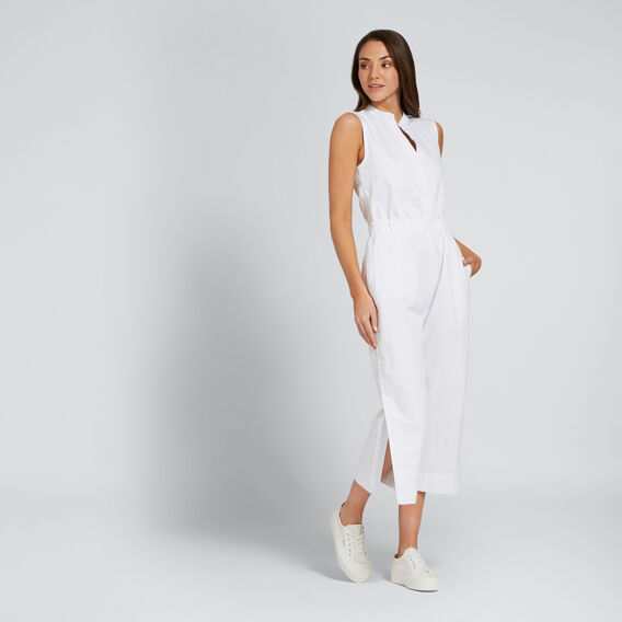Fashion Jumpsuit  WHISPER WHITE  hi-res