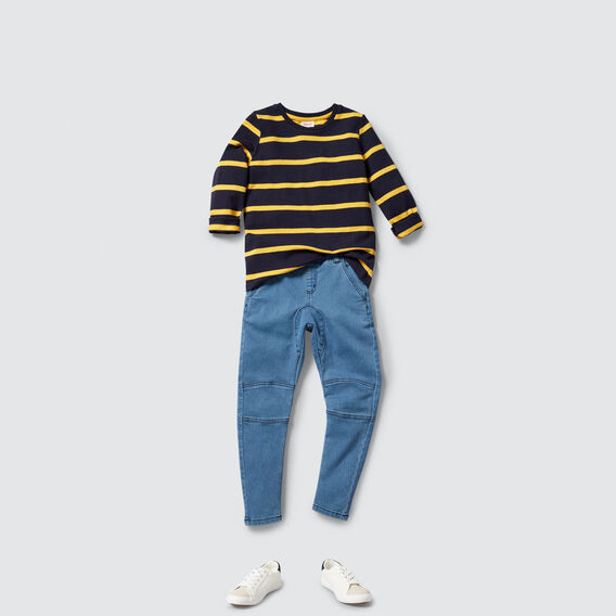 Rugby Tee  LION YELLOW  hi-res