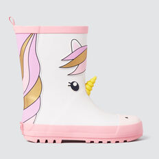 Unicorn Gumboots  MULTI  hi-res