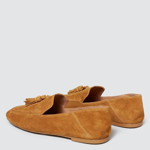 Bella Tassel Loafer  TAN  hi-res